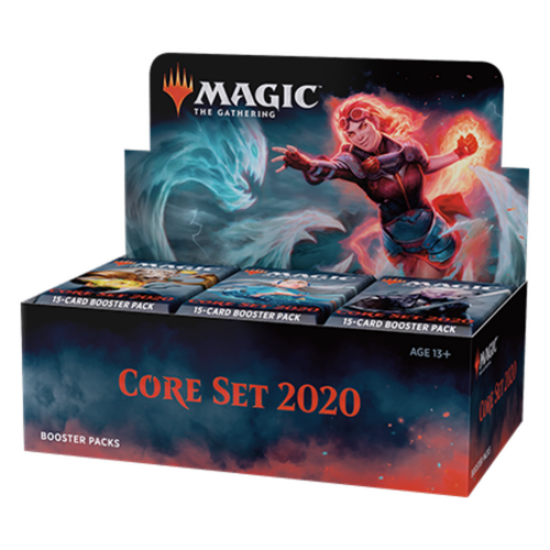 MTG: Cores Set 2020 booster pack