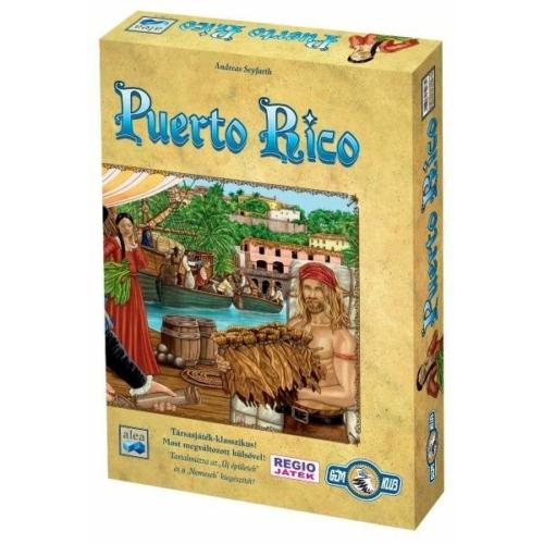Puerto Rico társasjáték