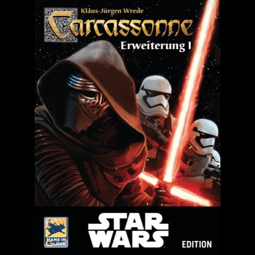 Carcassonne: Star Wars 1. kiegészítő