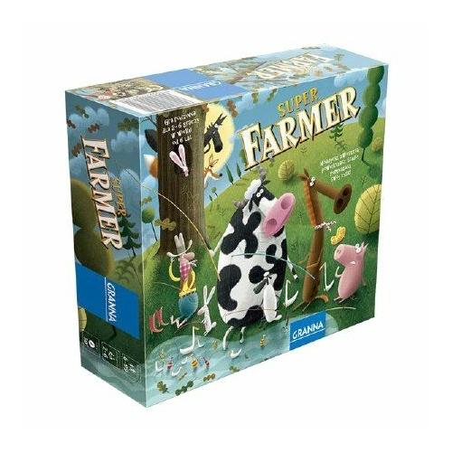 Szuper Farmer Midi társasjáték