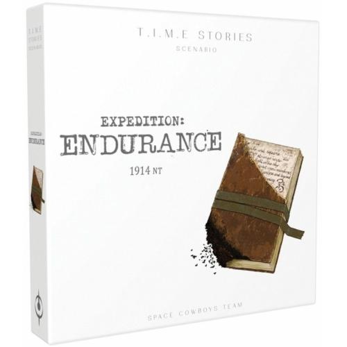 T.I.M.E. Stories - Expedition: Endurance kiegészítő