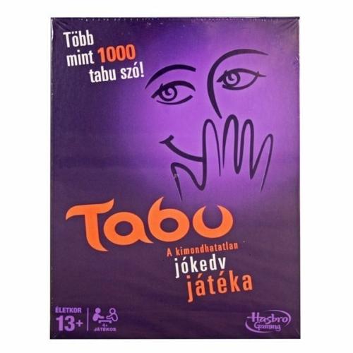Tabu - A kimondhatatlan szavak játéka - új kiadás társasjáték