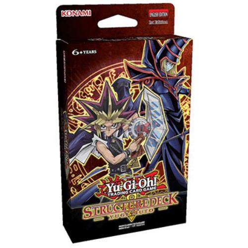 Yu-Gi-Oh! Structure Deck: Yugi Muto strukturált pakli