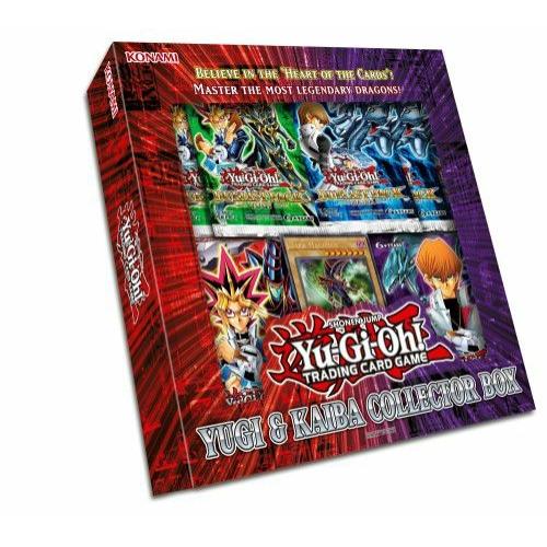 Yu-Gi-Oh! Yugi & Kaiba gyűjtői készlet