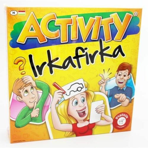 Activity Irkafirka  társasjáték