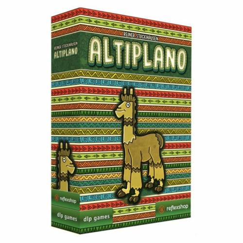 Altiplano társasjáték
