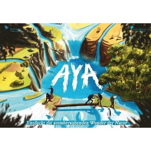 Aya társasjáték