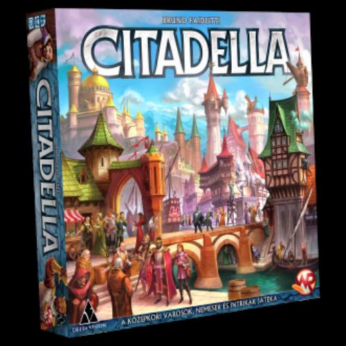 Citadella új kiadás
