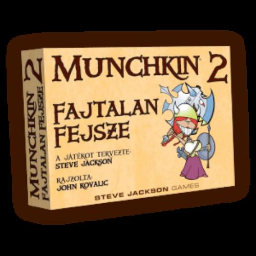 Munchkin 2 Fajtalan Fejsze társasjáték