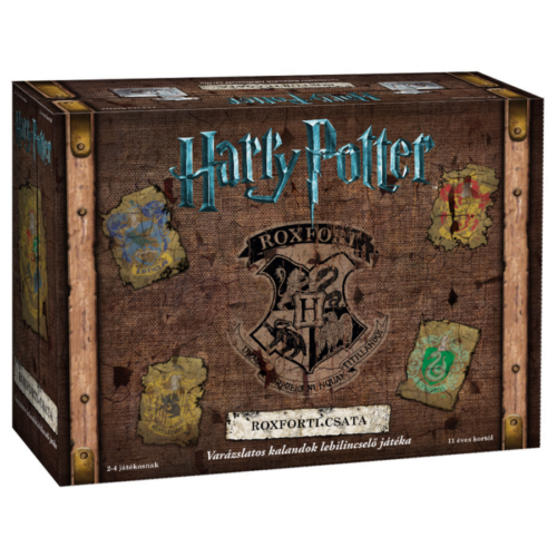 Harry Potter: Hogwarts Battle társasjáték