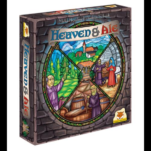 Heaven & Ale - Mennyei ser társasjáték