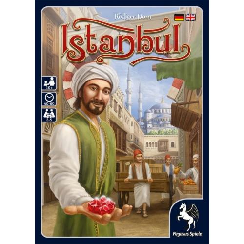 Istambul társasjáték