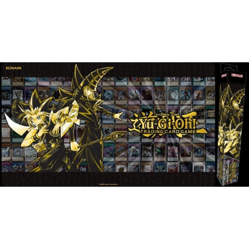 Golden Duelist Collection Playmat