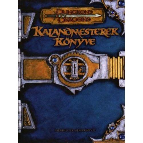 Kalandmesterek könyve - D&D szabálykönyv