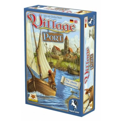 Village: Nemzedékek játéka - Port kiegészítő