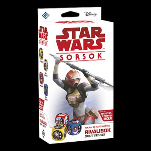 Star Wars Sorsok: Riválisok Draft Készlet