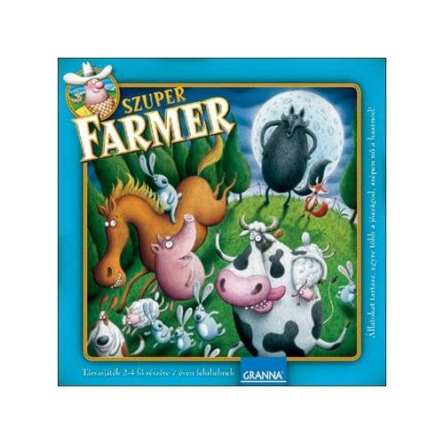 Szuper Farmer Extra társasjáték