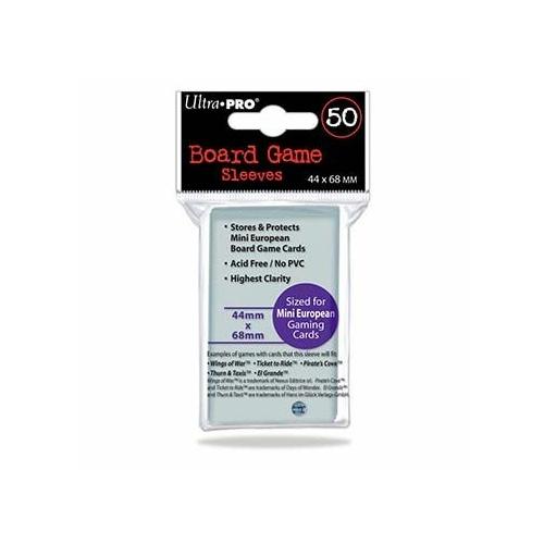 Ultra PRO kártyavédő fólia 44x68