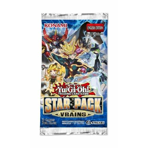 Yu-Gi-Oh! Star Pack: Vrains kiegészítő csomag