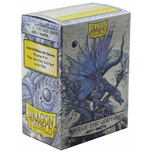Dragon Shield Standard kártyavédő fólia