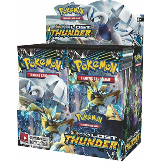 Pokémon TCG: Sun & Moon-Lost Thunder