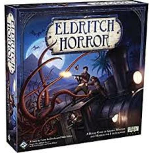 Eldritch Horror társasjáték (Angol)