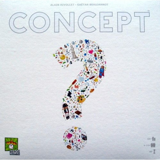 Concept társasjáték