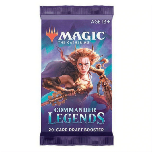 MTG: Commander Legends Booster