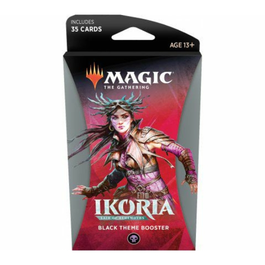 MTG: Ikoria Lair of BehemothsTheme Booster Black