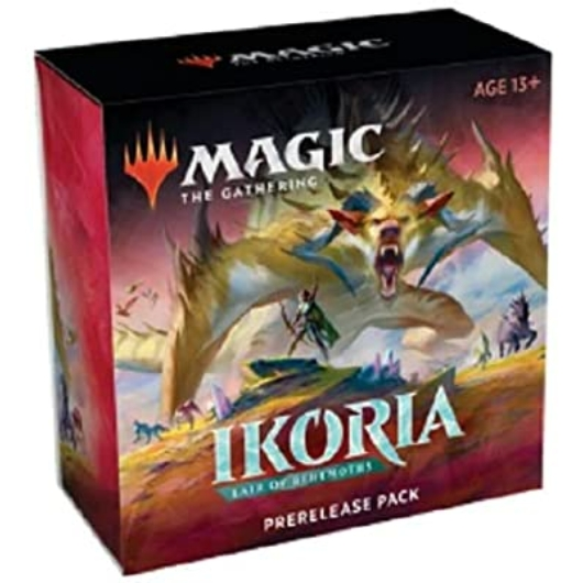 MTG: Ikoria: Lair of Behemoths Prerelease Pack