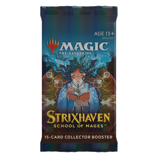 MTG: Strixhaven Collector Booster