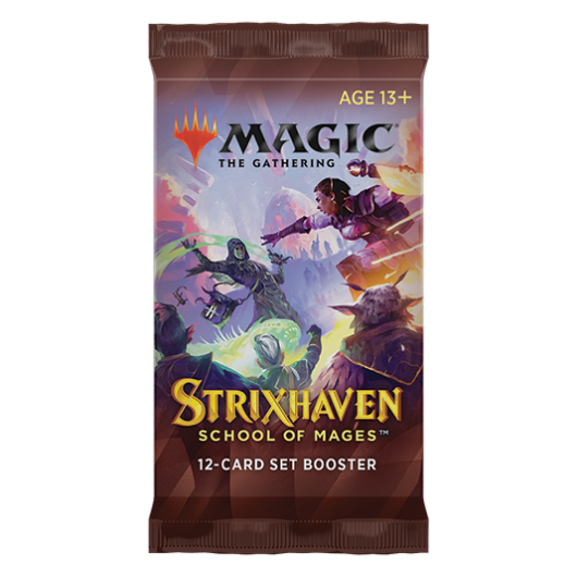 MTG: Strixhaven Set Booster