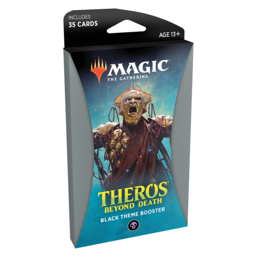 MTG: Theros Beyond Death Theme Booster Black