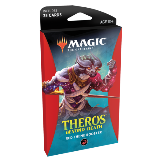 MTG: Theros Beyond Death Theme Booster Red