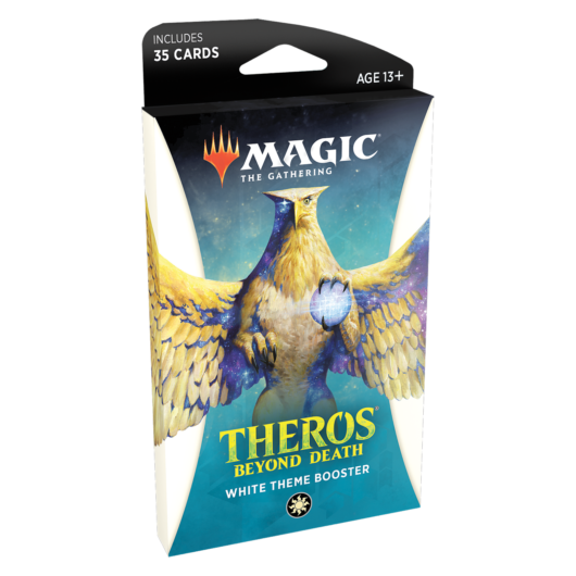MTG: Theros Beyond Death Theme Booster White