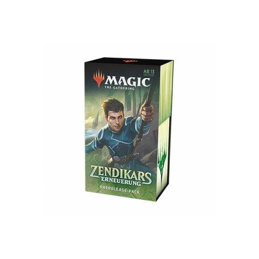 MTG: Zendikar Rising Prerelease Pack