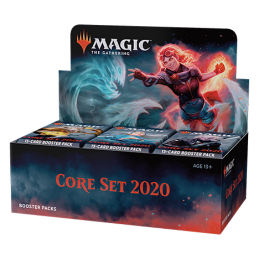 MTG: Cores Set 2020 booster pack