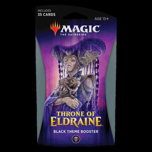 MTG: Throne of Eldraine Theme Booster
