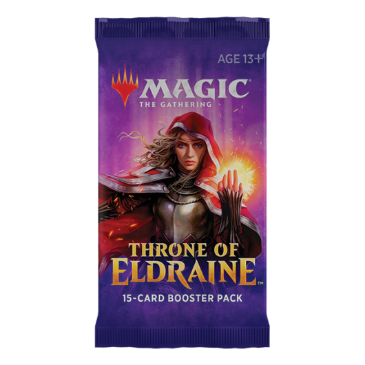 MTG: Throne of Eldraine Booster