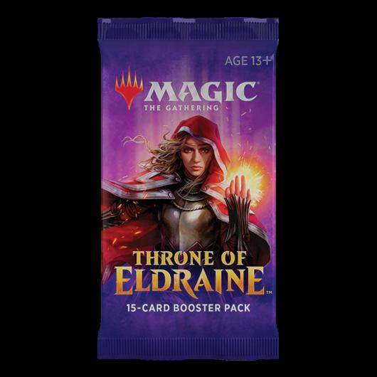 MTG: Throne of Eldraine Booster