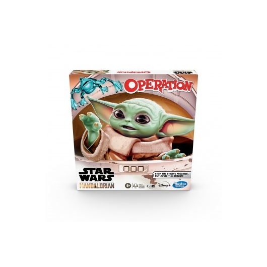Operation Game: Star Wars The Mandalorian Edition Game - EN