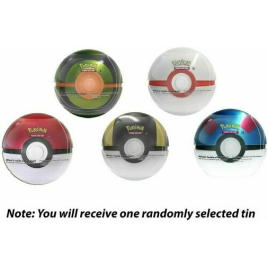 PKM - Poke Ball Tin Q121