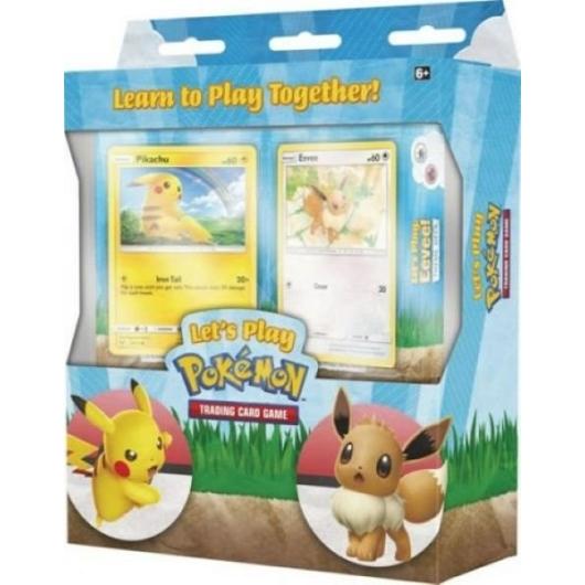 Pokémon Let's Play, Pikachu! Theme Deck