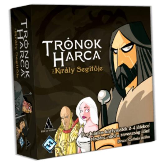 Trónok Harca: A Király Segítője kártyajáték