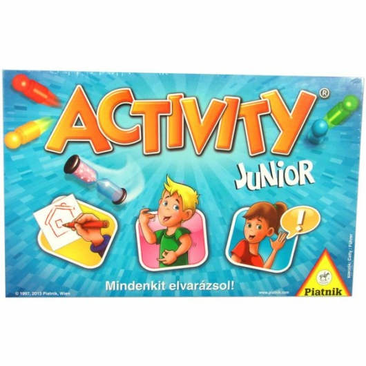 Activity Junior társasjáték