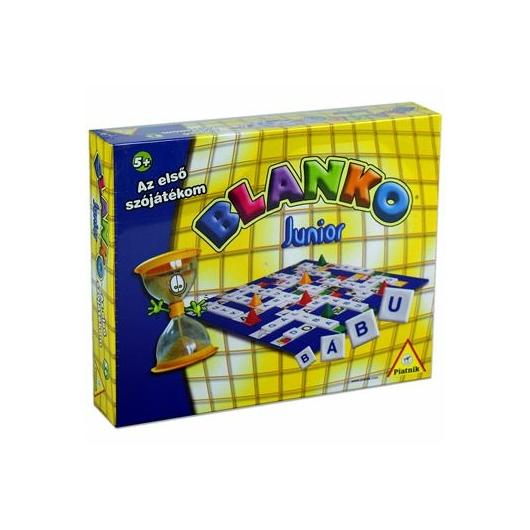 Blanko Junior társasjáték