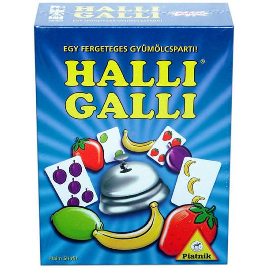 Halli Galli kártyajáték
