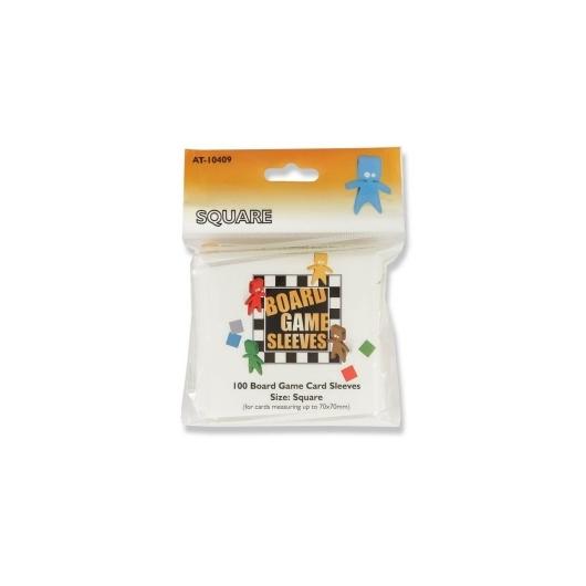 Arcane Tinmen kártyavédő 100 pcs 70x70mm