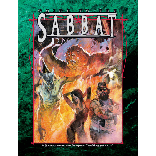 Vampire Guide to the Sabbat
