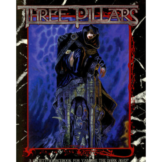 Vampire Three Pillars Expansion